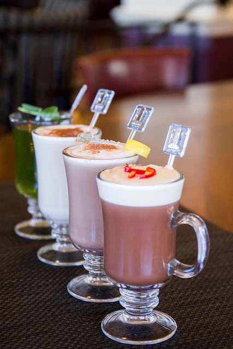 Chocolate cocktails | © lemon168/Flickr