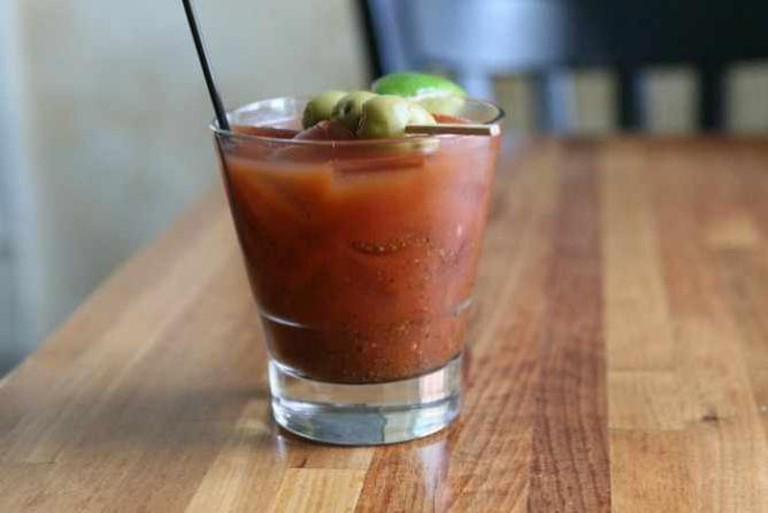 Voodoo Bloody Mary | © Susan Lucas Hoffman/Flickr