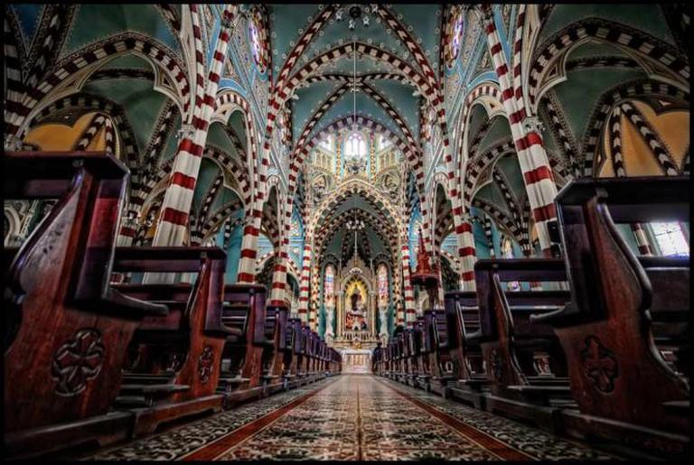 Iglesia de Nuestra Senora del Carmen| © Pedro Szekely/Flickr