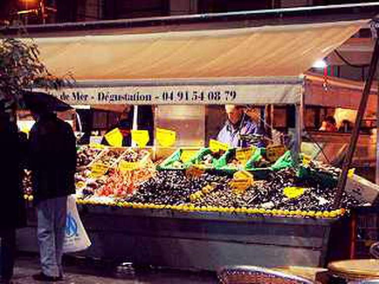 Mediterranean Seafood | © ClaireMcCann/Flickr