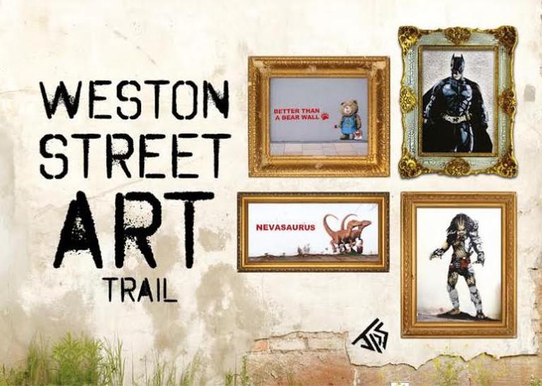 Weston Street Art Trail | Courtesy Weston Business Improvement District