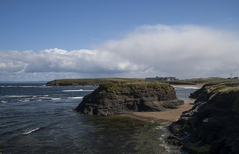The view from the Wild Atlantic Way
