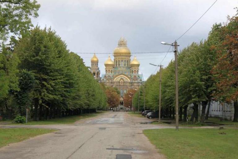 St. Nicholas Orthodox Naval Cathedral
