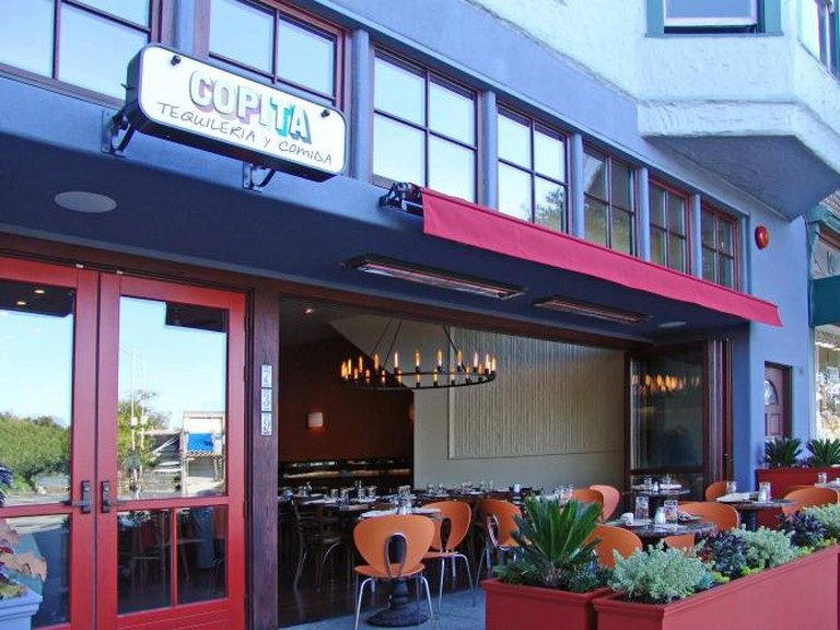 Copita Exterior | Courtesy of Copita