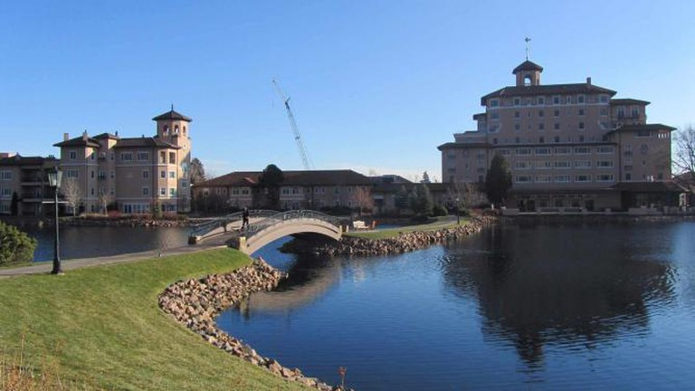 A Creative Commons Image: The Broadmoor Resort