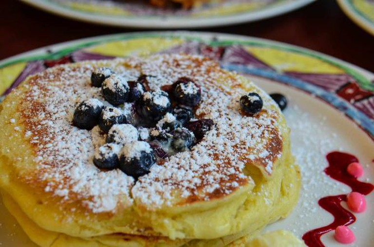 A Creative Commons Image: Blueberry Pancakes