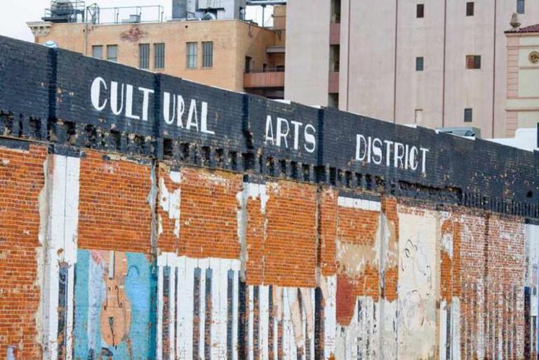 Cultural Arts District | © Thomas Hawk/Flickr