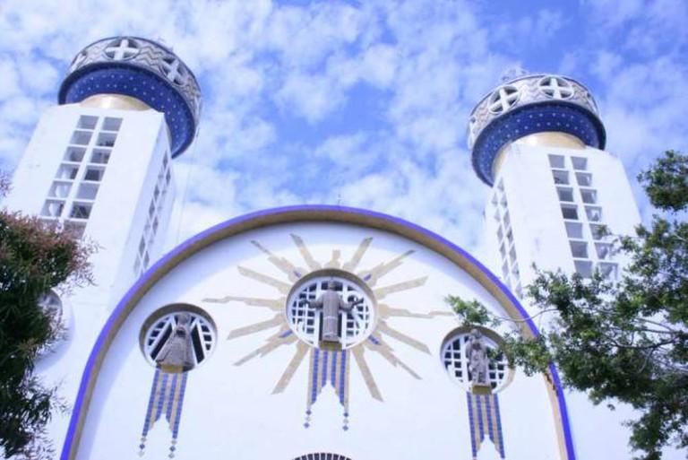 Catedral Acapulco © Esparta Palma/Flickr