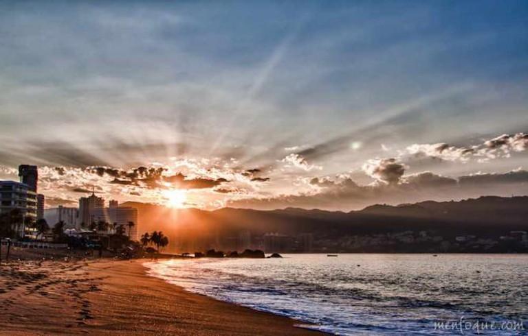 Acapulco Bay © reskiebak/Flickr