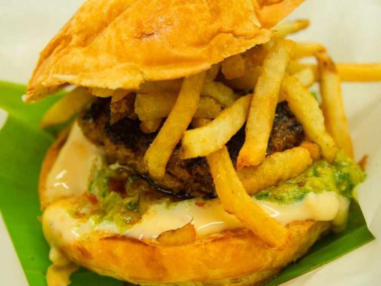 Frita Batidos burger