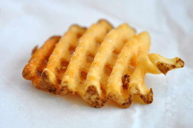 Waffle Fry