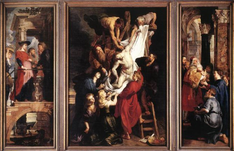 Peter Paul Rubens, The Descent from the Cross