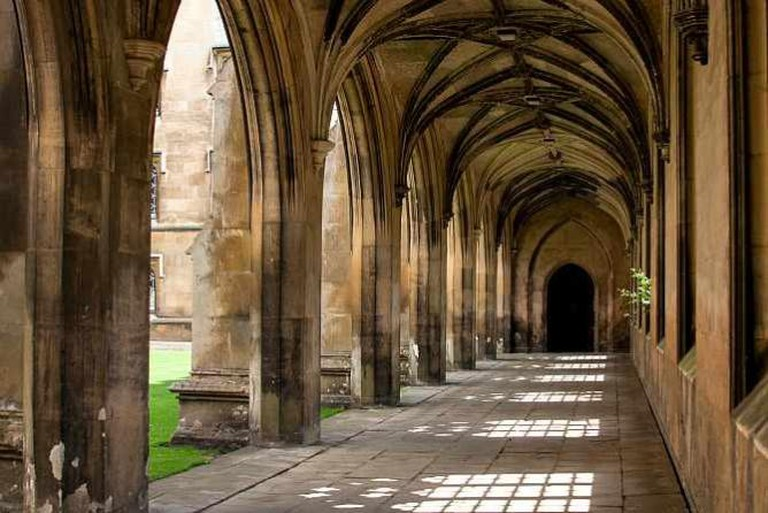 Cloister | ©  Brian Smithson/Flickr