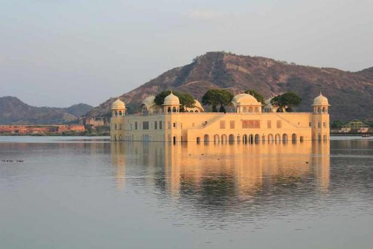 Jal Mahal, Jaipur | © Arian Zwegers/Flickr