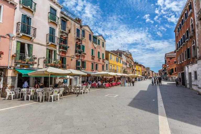 Via Giuseppe Garibaldi, Venice | © Duncan Rawlinson/Flickr