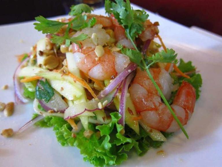 Shrimp Salad | © fabulousfabs/Flickr