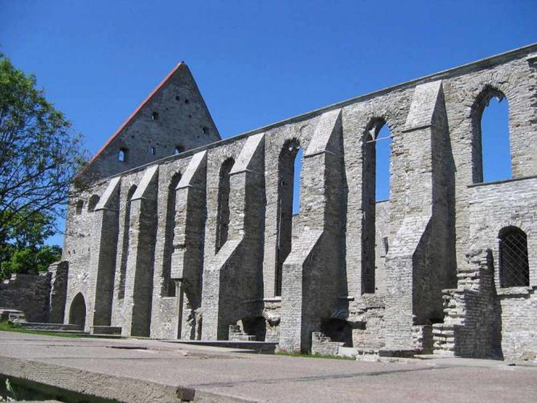 The old Pirita convent, now in ruins | © Jennifer Boyer/Flickr