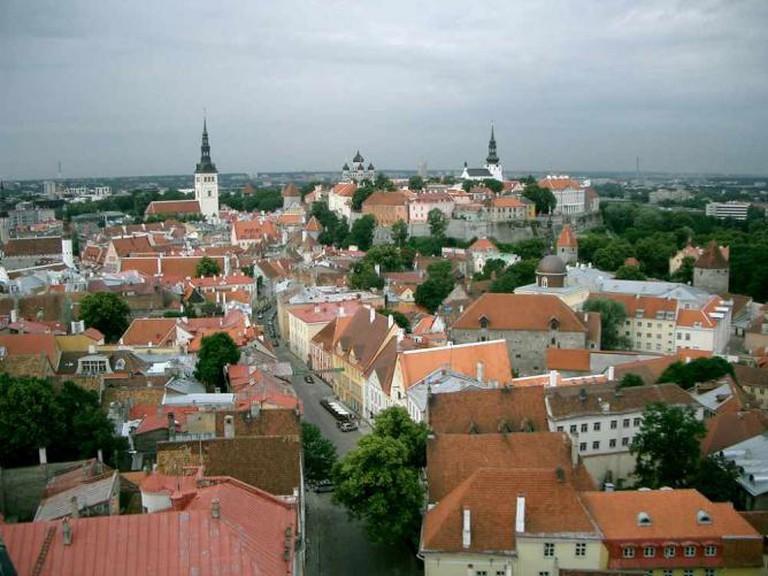 Old Tallinn | © Steve Jurvetson/Wikicommons