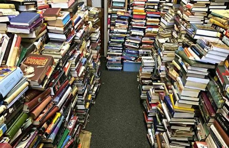 Voltaire & Rousseau Bookshop