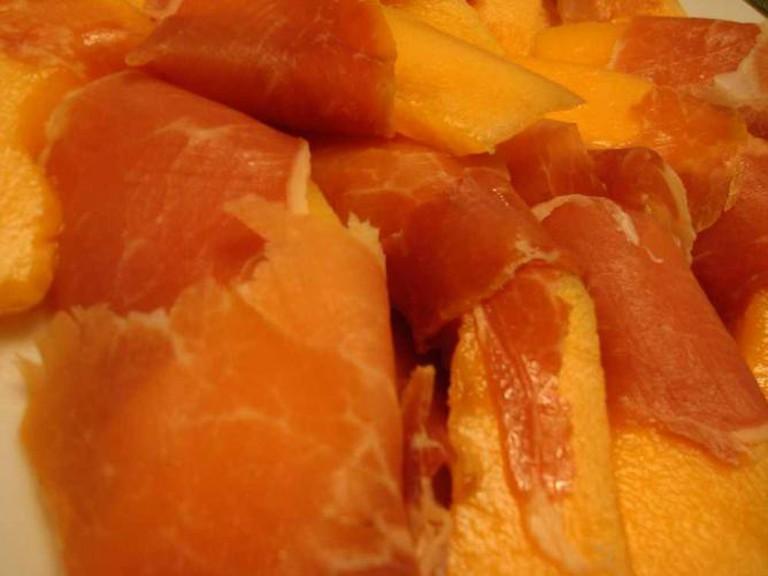 melone y prosciutto | © cj/Flickr