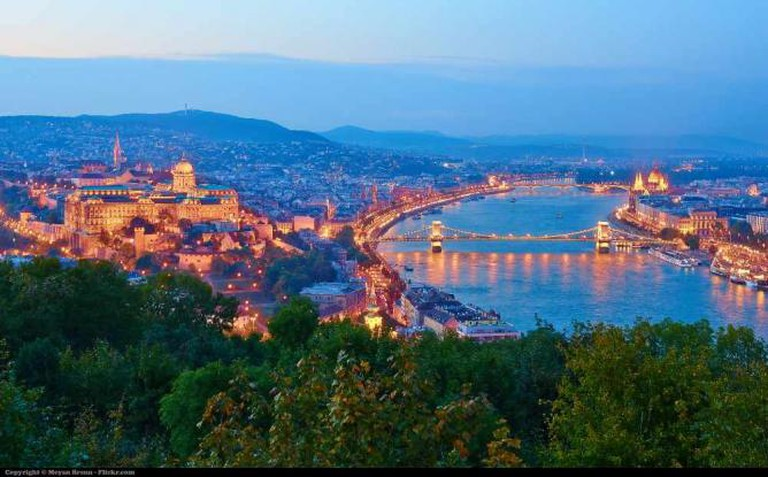 Budapest panorama | © Moyan Brenn/Flickr