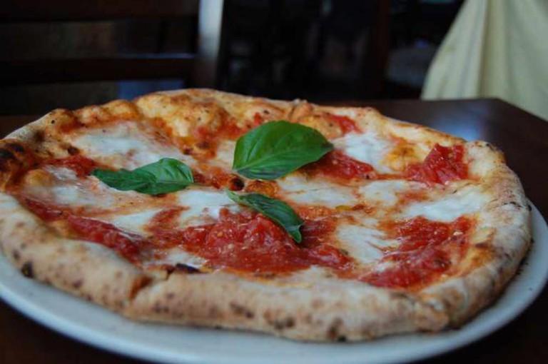 Pizza Margherita | © stu_spivack/Flickr