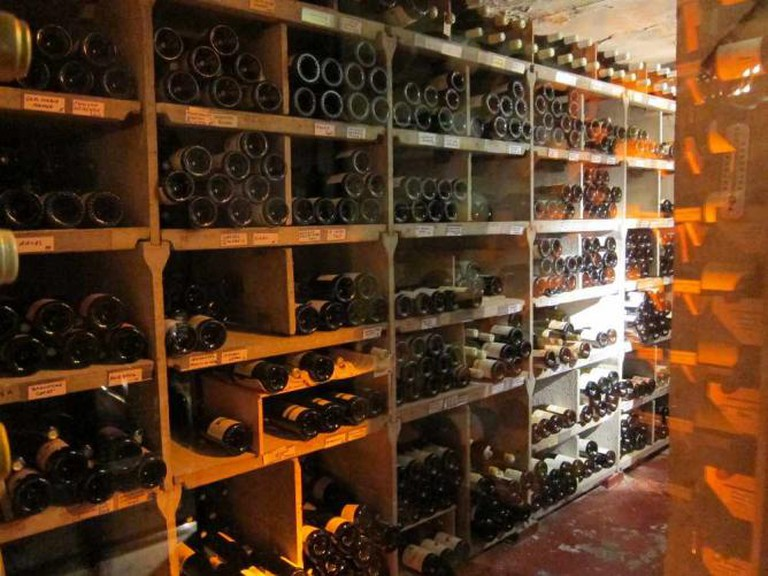 Wine cellar | © Inspirational Food/Flickr