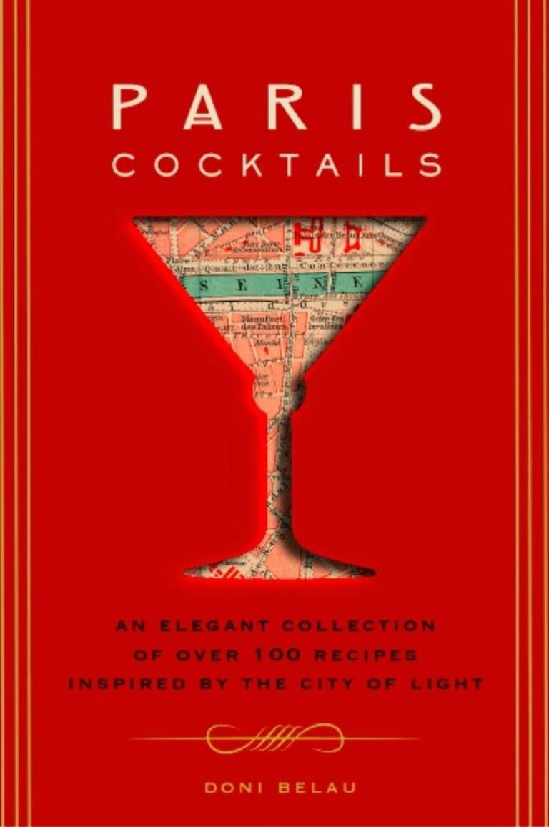 Paris Cocktails Book Cover | © Franny Belau