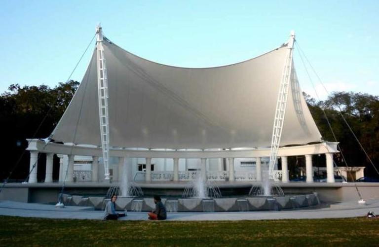 Forsyth Park Amphitheater