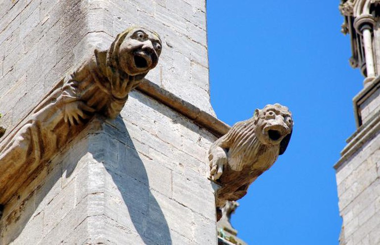 Gargoyles | © DncnH/Flickr