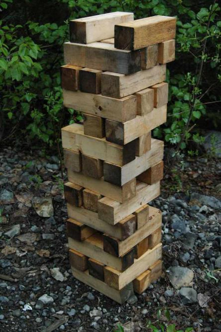 Giant Jenga | © Mary Brennan/Flickr