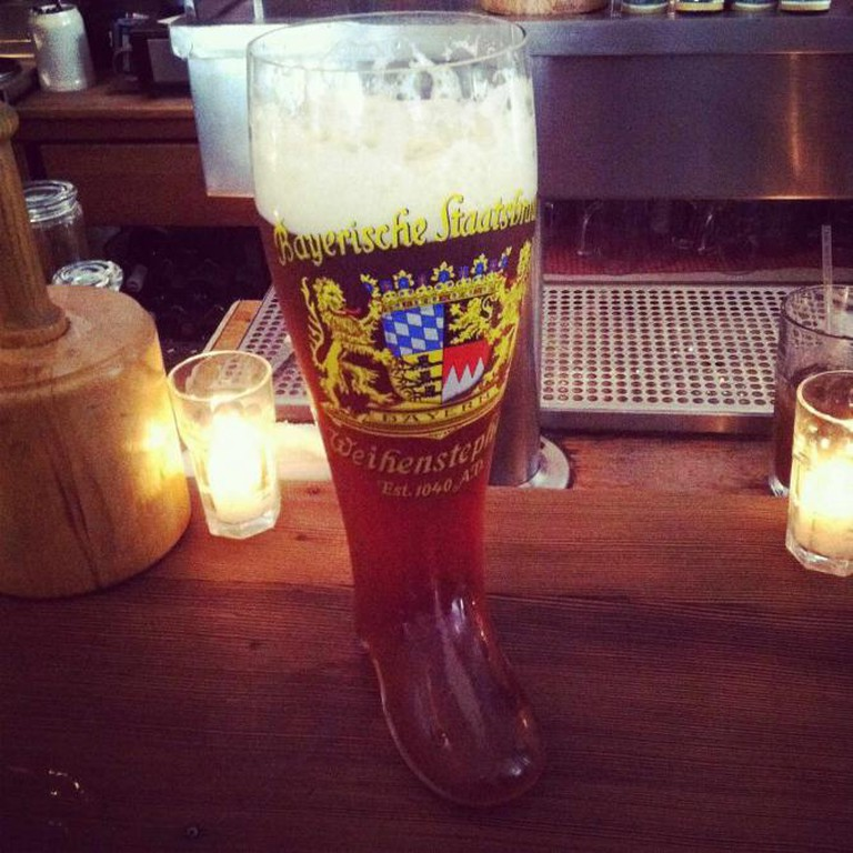 Das Boot | © Chris Kelly/Flickr