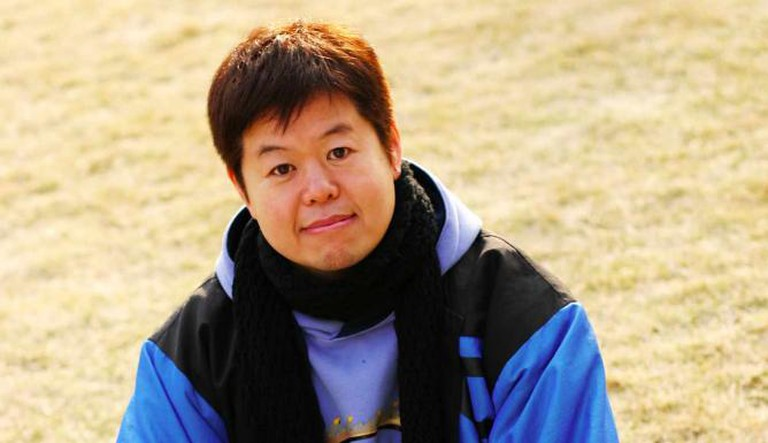Filmmaker Cui Zi'en –