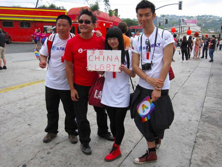 LGBT-supporting NGOs –