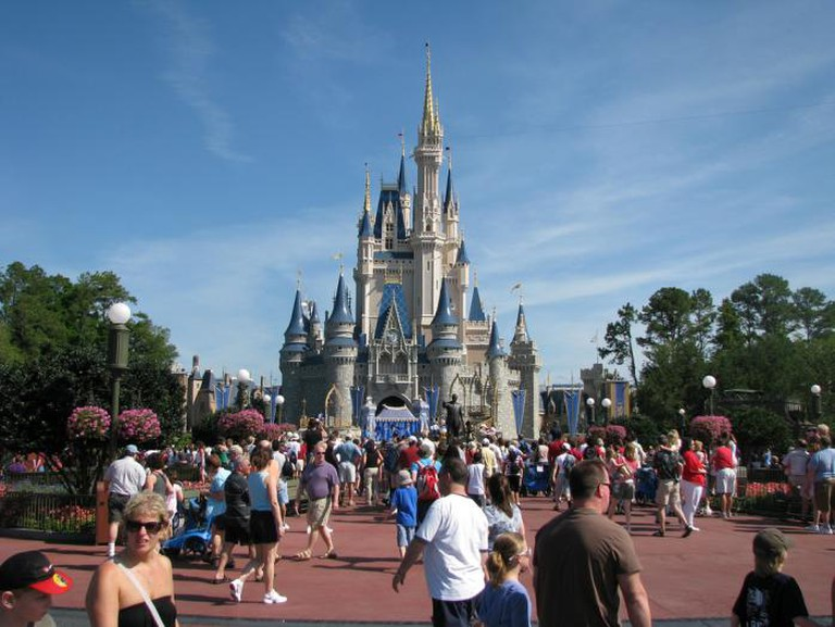 Cinderella's Castle – Walt Disney World | © Chris Harrison/Flickr