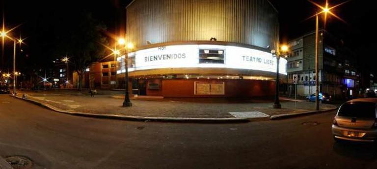 Teatro Libre de Bogotá| ©Maria Duque Parra/Wikimedia