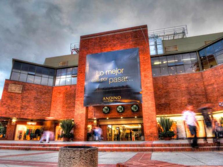 Centro Comercial Andino| ©cfrincon/Flickr