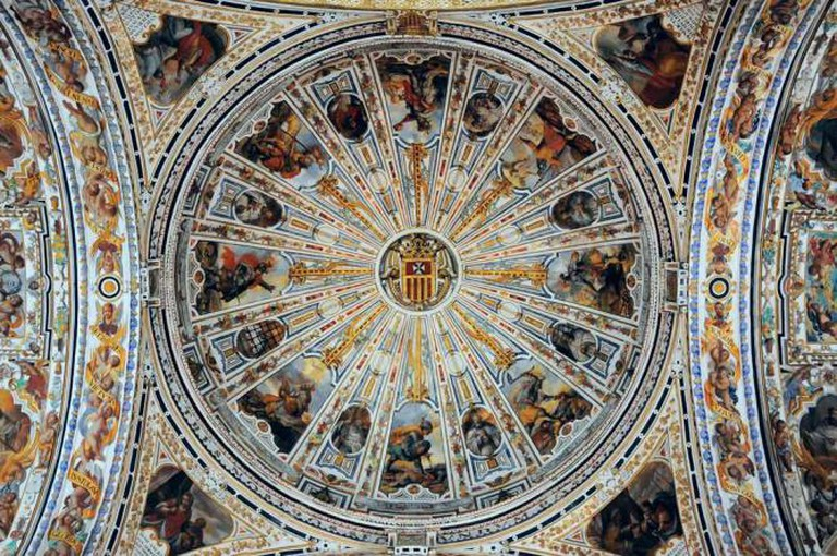 museum of fine arts ceiling