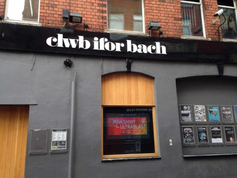 Clwb Ifor Bach | © IndiaLeigh