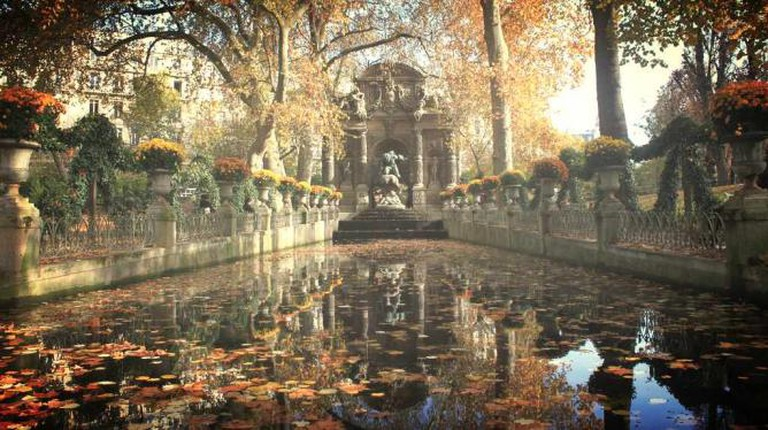 Medici Fountain in Jardin du Luxembourg | ©Alyosha Efros/Flickr