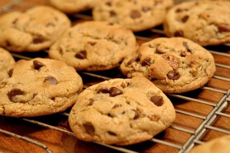 Chocolate chip cookies | © Kimberly Vardeman/WikiCommons