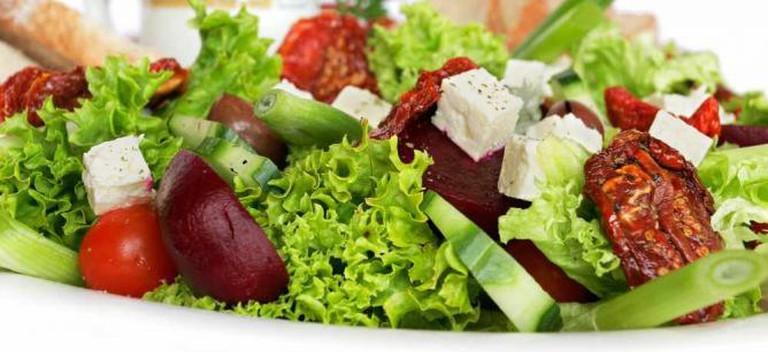 Salad | © Fir0002/WikiCommons