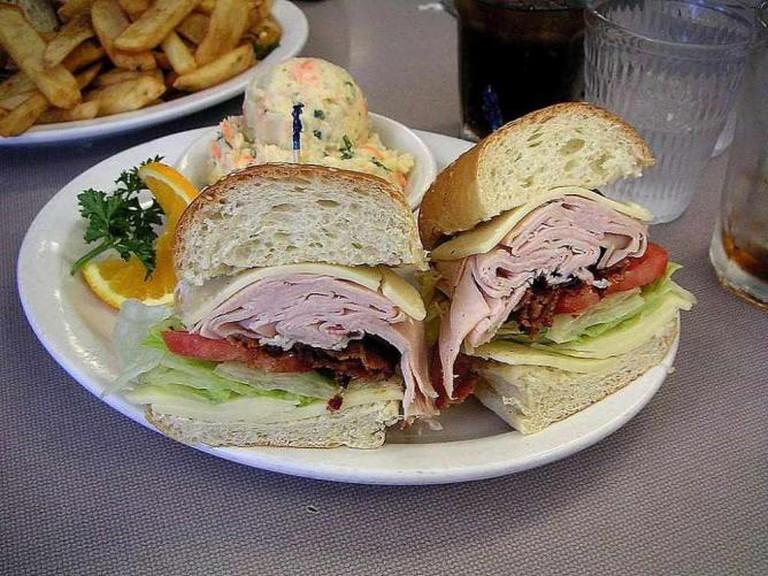 Deli sandwich | © Jon Sullivan/WikiCommons