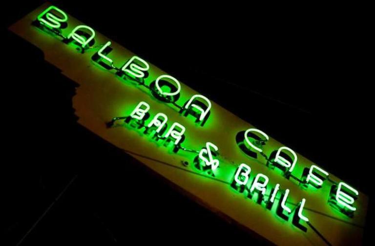 Balboa Bar & Grill   © Thomas Hawk/Flickr