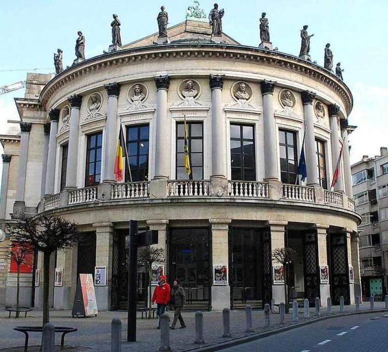 Bourla Theatre © Paul Hermans/WikiCommons