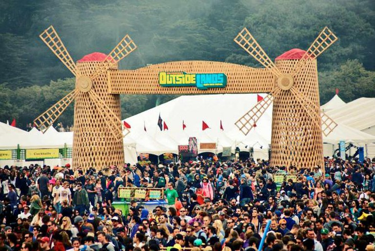 Outside Lands Festival | Courtesy of SF Outside Lands