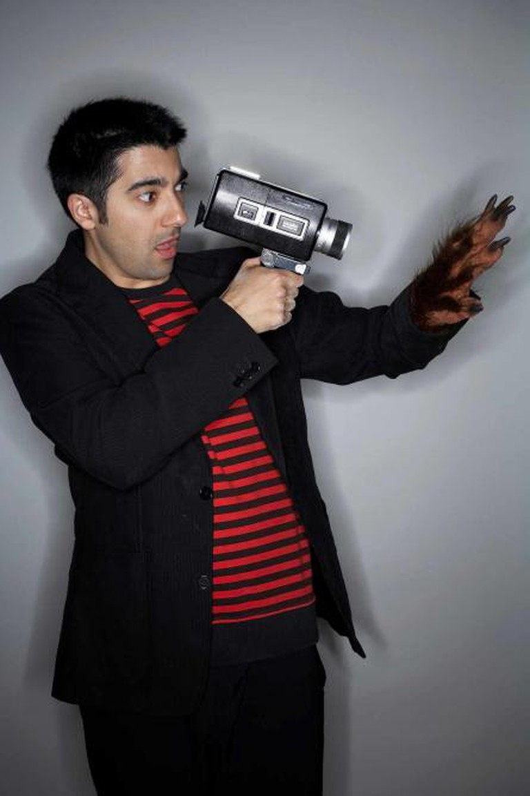 Festival Director Adam Lopez Courtesy of Toronto After Dark Film Festival