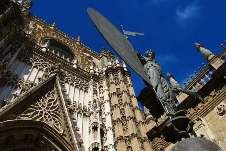 Cathedral, Seville | © Aapo Haapanen/Flickr