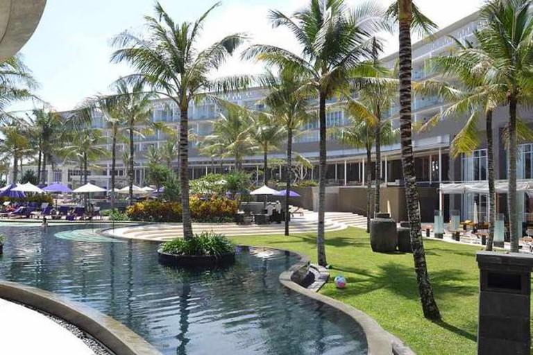 W Hotel Bali | © Simon_sees/WikiCommons