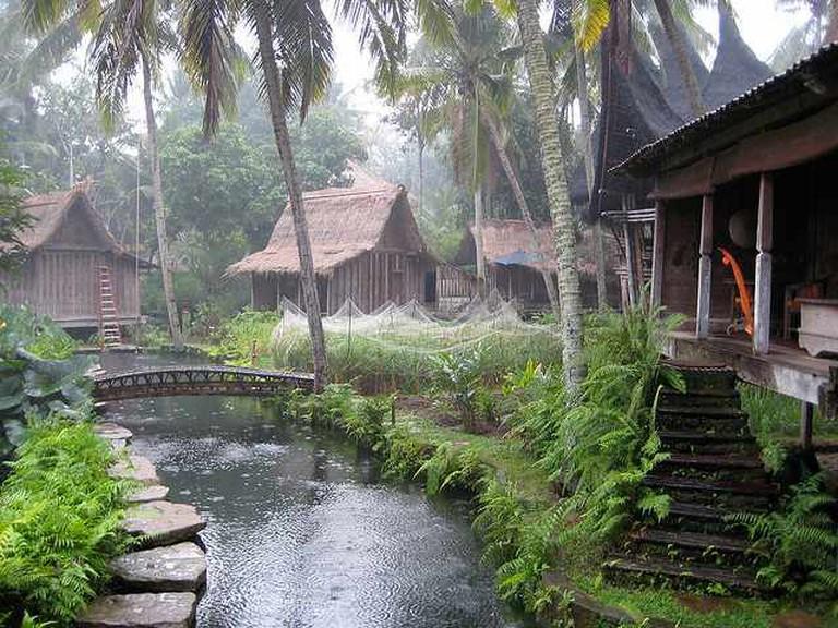 Bambu Indah Villas | © Esme Vos/Flickr